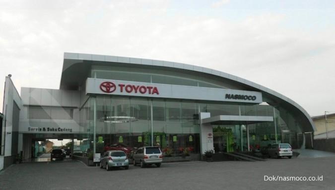 Bintraco Dharma (CARS) bikin anak usaha bidang perdagangan mobil bekas